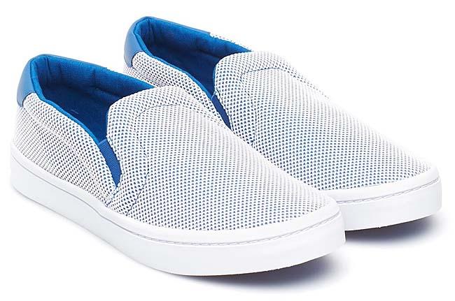 adidas Originals COURT VANTAGE ADICOLOR [EQTBLU / FOOTWEAR WHITE / EQTBLU] S81870