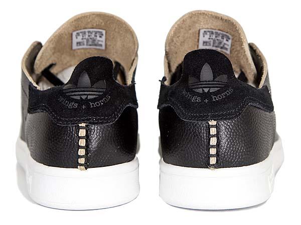 adidas Originals STAN SMITH PC CONSORTIUM WINGS + HORNS [CORE BLACK / VINTAGE WHITE] S85714