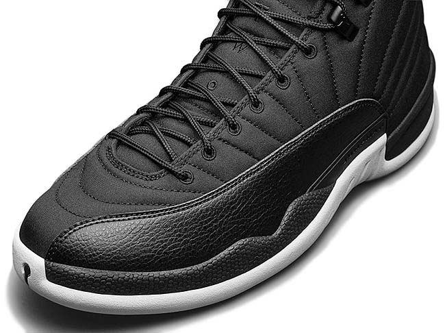 NIKE AIR JORDAN 12 RETRO [BLACK / GYM RED-WHITE] 130690-004