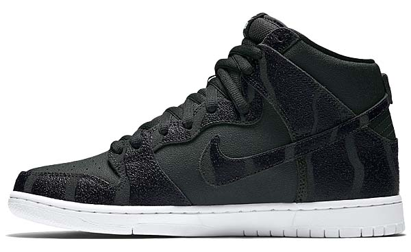 NIKE DUNK HIGH PRO SB [ANTHRACITE / BLACK / WHITE] 305050-028
