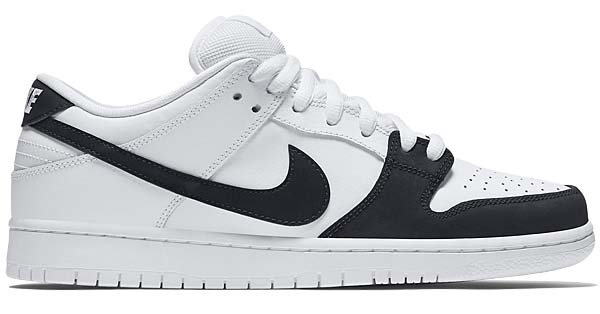 NIKE DUNK LOW PREMIUM SB YIN YANG [WHITE / BLACK] 313170-023