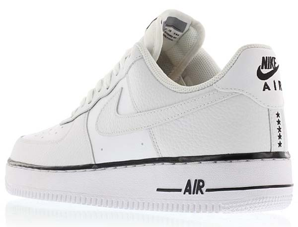 NIKE AIR FORCE 1 LOW [WHITE/WHITE] 488298-160