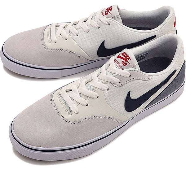 NIKE PAUL RODRIGUEZ 9 VR SB [SUMMIT WHITE / DARK OBSIDIAN / GUM LIGHT BROWN] 819844-142