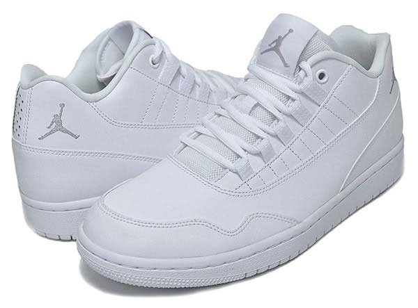 NIKE AIR JORDAN EXECUTIVE LOW [WHITE / W.GLAY-WHITE] 833913-100