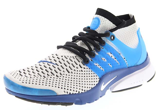 NIKE AIR PRESTO FLYKNIT ULTRA [ATLANTIC BLUE / WHITE-BLACK] 835570-401