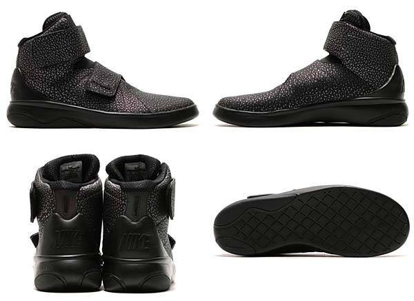 NIKE MARXMAN PRM AS QS [BLACK / BLACK-BLACK] 840597-001