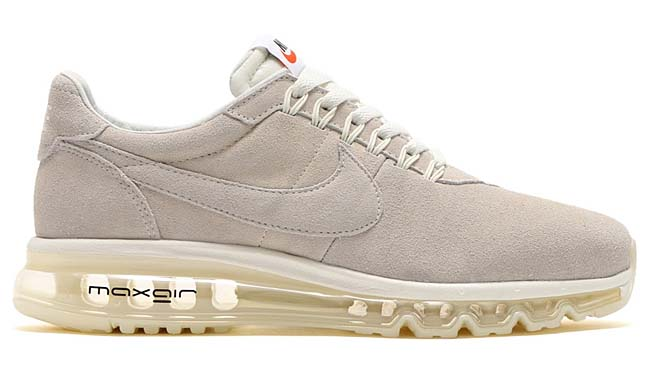 NIKE AIR MAX LD-ZERO [SAIL/SAIL-BLACK] 848624-100