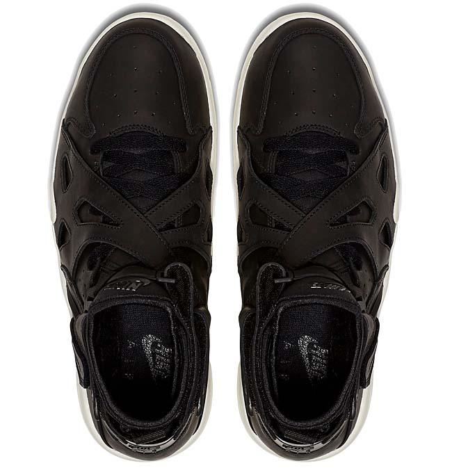 NIKELAB AIR UNLIMITED RETRO [BLACK / BLACK-BLACK] 854318-003