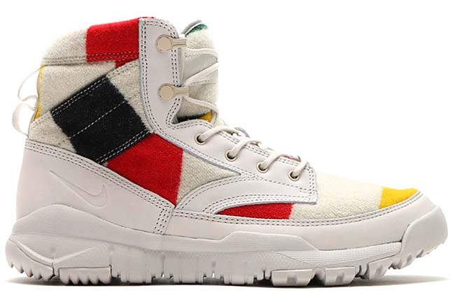 NIKE SFB LEATHER 6 NSW NP QS Pendelton [OFF WHITE/BLACK] 875040-101