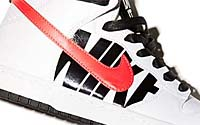 NIKE DUNK LUX x UNDFTD [WHITE / INFRARED BLACK] (826668-160)