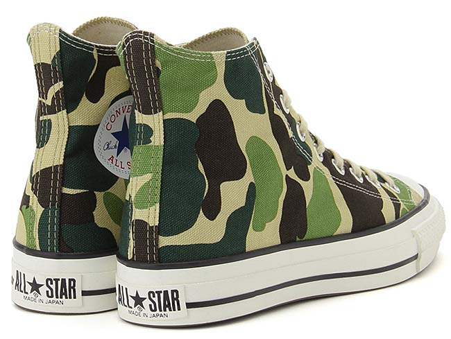 CONVERSE ALL STAR J 83CAMO HI [CAMO/NATURAL] 32069544