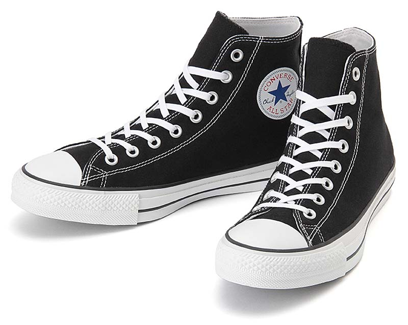 CONVERSE ALL STAR 100 GORE-TEX HI [BLACK] 32069711