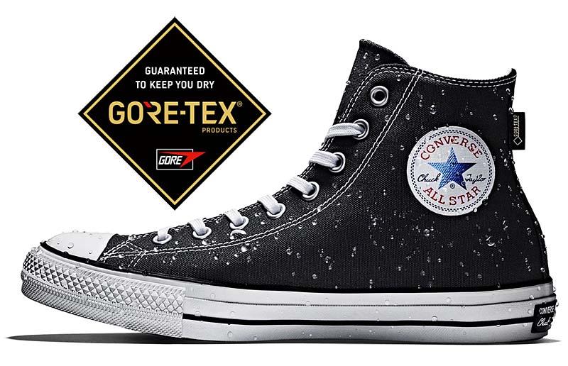 CONVERSE ALL STAR 100 GORE-TEX HI [BLACK] 32069711