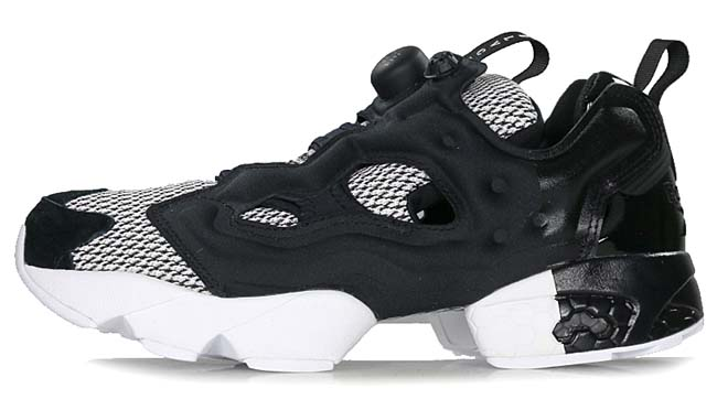 Reebok x BLACK SCALE INSTAPUMP FURY OG [Black / White] BD5009