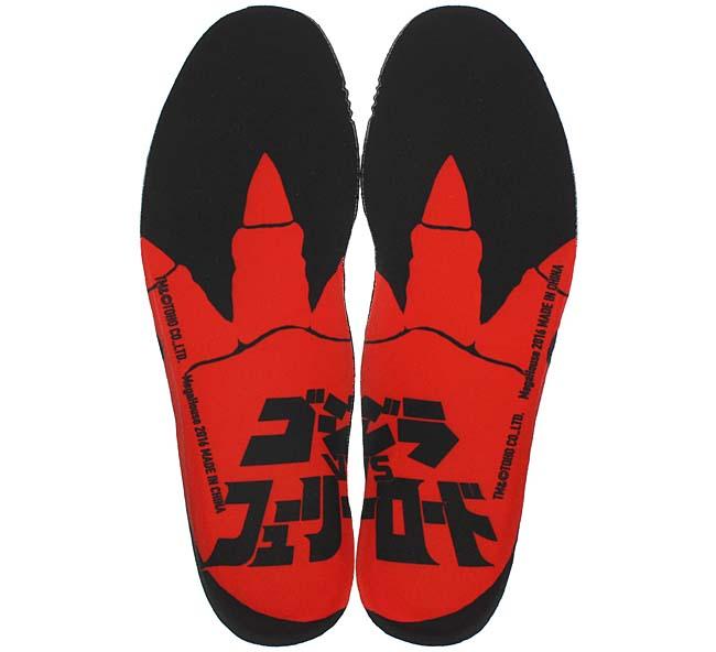 Reebok CLASSIC x MegaHouse INSTAPUMP FURY ROAD Ver.SHIN GODZILLA [BLACK / MDM / MGH SOLID GREY] BS7026