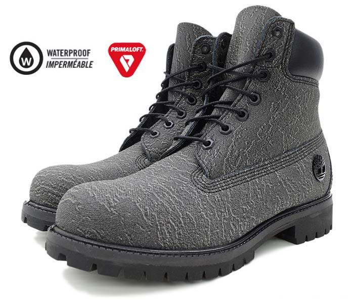 Timberland ICON 6inch Premium Boot Helcor [DARK GREY] A1JDC