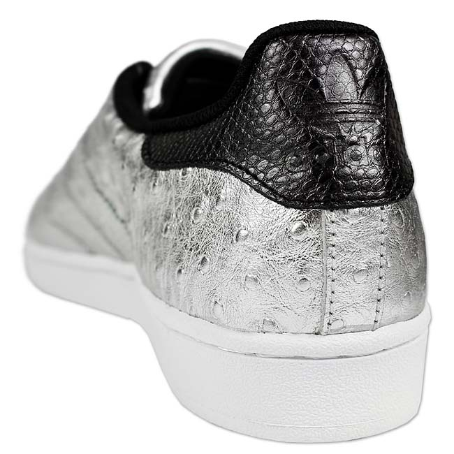 adidas Originals SUPERSTAR [SILVER METALLIC / WHITE] AQ4701