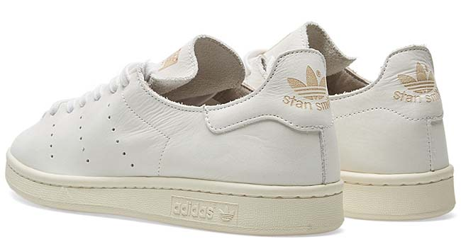 adidas Originals STAN SMITH LEATHER SOCK [WHITE / CLEAR GRANITE] BB0006