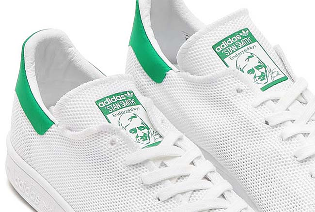 adidas Originals STAN SMITH [RUNNING WHITE / RUNNING WHITE / GREEN] BB0065