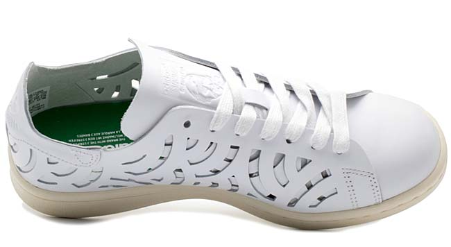 adidas Originals STAN SMITH CUTOUT [WHITE] BB5149