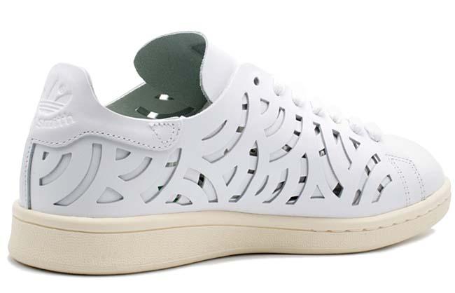 adidas Originals STAN SMITH CUTOUT [WHITE] BB5149