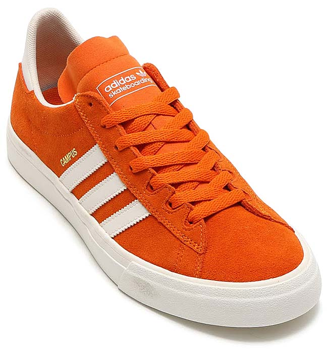 adidas Originals CAMPUS VULC II ADV [TACTILE ORANGE / CHALK WHITE / CHALK WHITE] BB8524