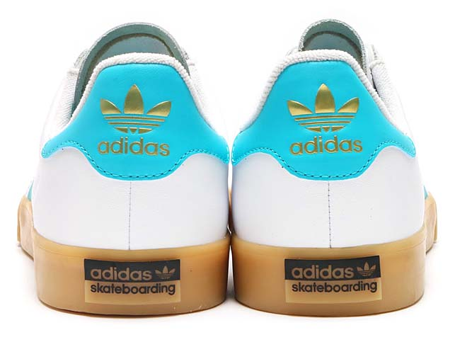 adidas Originals SEELEY COURT [RUNNING WHITE / ENERGY BLUE / ENERGY] BW0659
