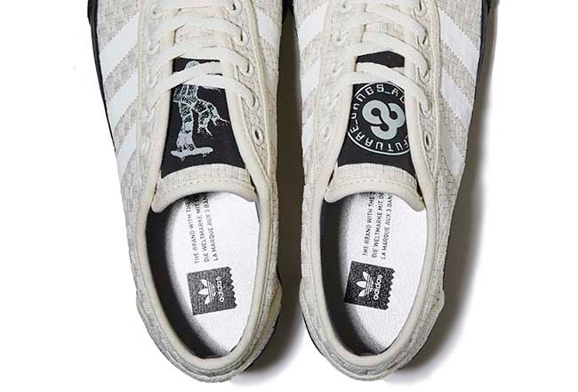 adidas Originals ADI-EASE x GASIUS [OFF WHITE / OFF WHITE / CORE BLACK] BY4519