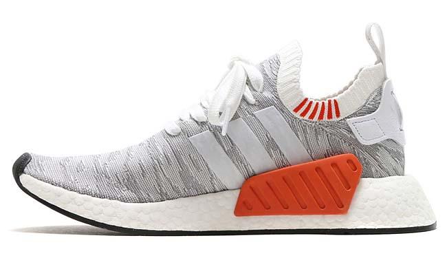 adidas Originals NMD_R2 PK [RUNNING WHITE / RUNNING WHITE] BY9410