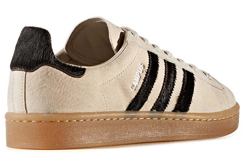 adidas Originals CAMPUS [CLEAR BROWN / CORE BLACK / SILVER MET] BZ0072