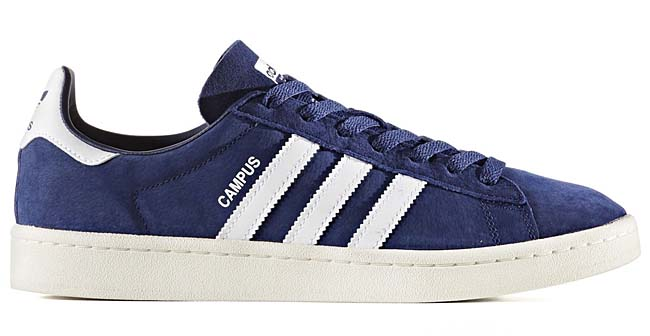adidas Originals CAMPUS [DARK BLUE / RUNNING WHITE / CHALK WHITE] BZ0086