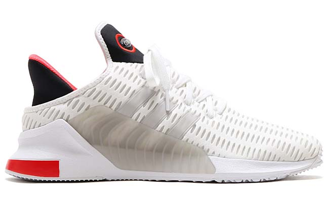 adidas Originals CLIMACOOL 02/17 [RUNNING WHITE / RUNNING WHITE / GREY ONE] BZ0246