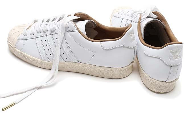 adidas Originals for EDIFICE SUPERSTAR 80s [WHITE] CG3603