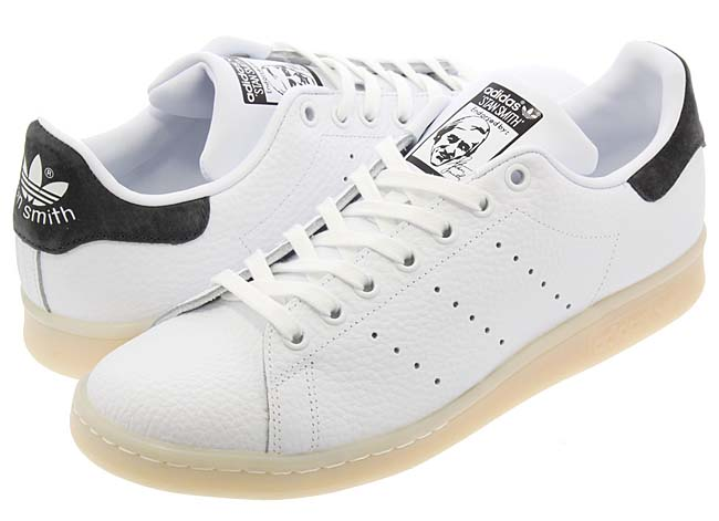 adidas Originals STAN SMITH [RUNNING WHITE / RUNNING WHITE / UTILITY BLACK] S82255