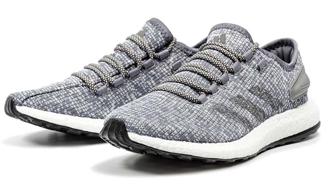 adidas PureBOOST [GREY/SOLID GREY/CLEAR GREY] ba8900