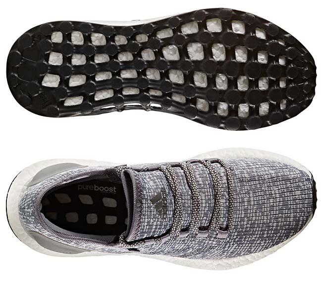 adidas PureBOOST [GREY/SOLID GREY/CLEAR GREY] ba8900