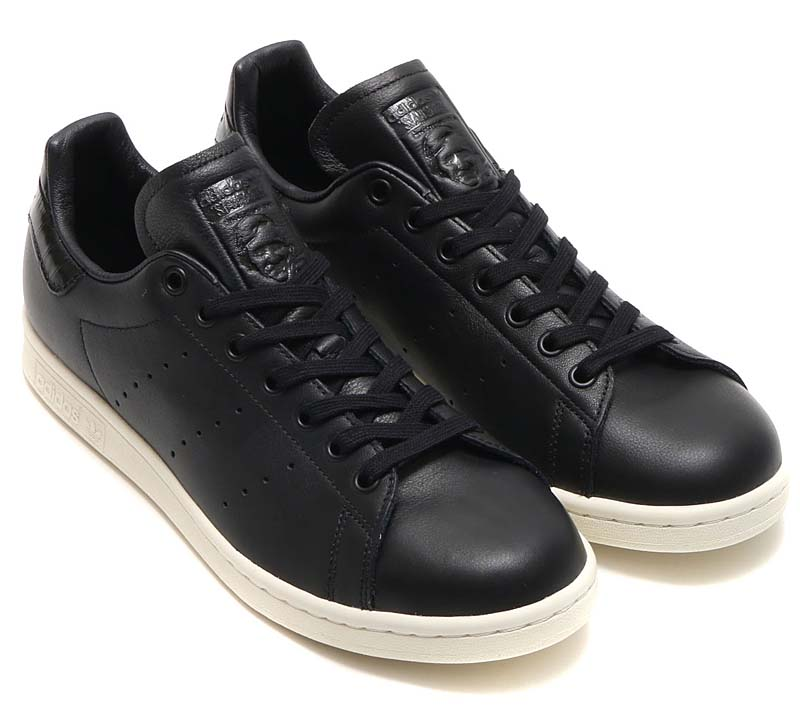 adidas Originals STAN SMITH [CORE BLACK / CORE BLACK / RUNNING WHITE] bz0467