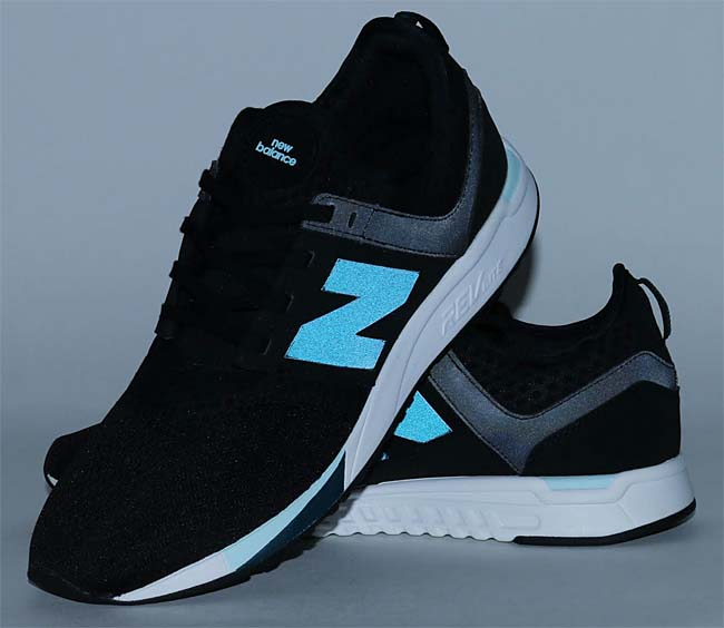 new balance MRL247 SPORTS BI [BLACK / WHITE] MRL247