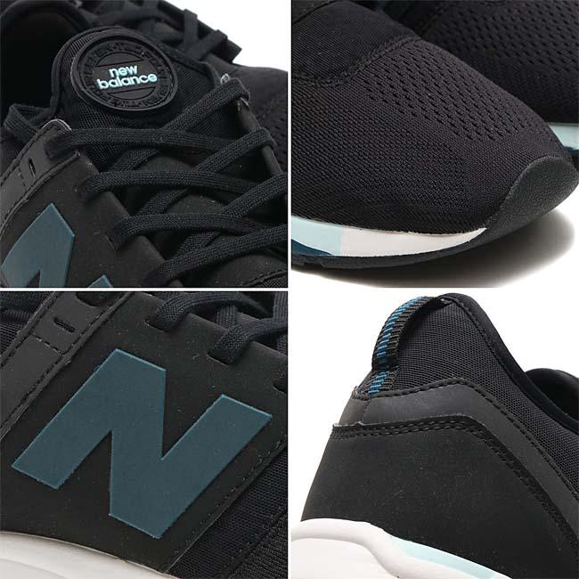 new balance MRL247 SPORTS BI [BLACK / WHITE] MRL247
