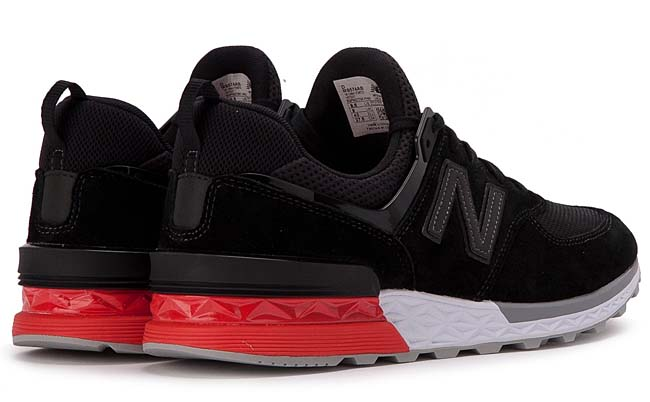 newbalance MS574S AB [BLACK] MS574