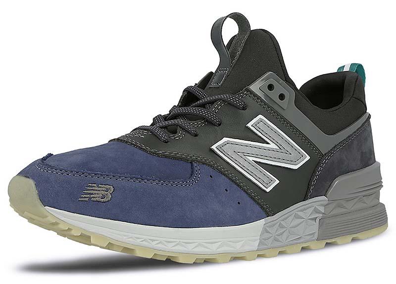 "new balance x mita sneakers MS574 MTA ""BLUE HOUR"" MS574"