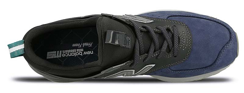 "new balance x mita sneakers MS574 MTA ""BLUE HOUR"" MS574"