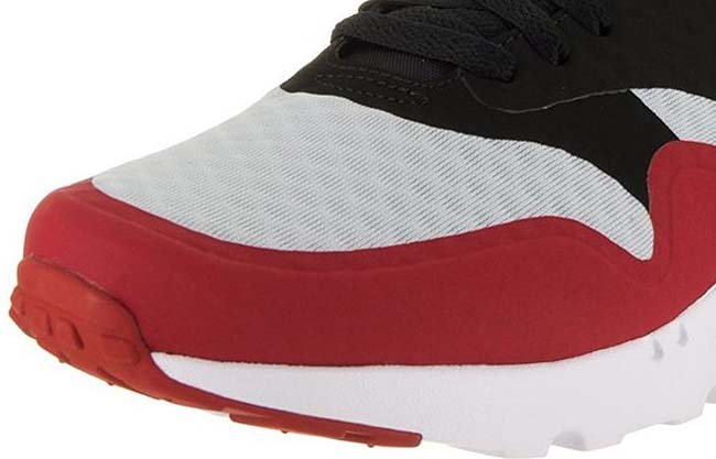 NIKE AIR MAX 1 ULTRA ESSENTIAL [GYM RED / BLACK / WHITE] 819476-005