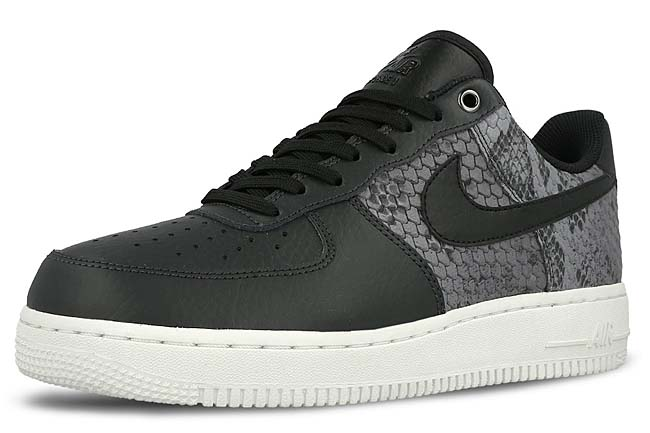 new product 23bc7 497ac NIKE AIR FORCE 1 LOW 07 LV8 Snake Pack  ANTHRACITE   BLACK-SUMMIT WHITE