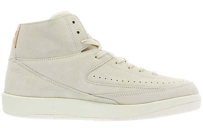 NIKE AIR JORDAN 2 RETRO DECON [SAIL / SAIL / BIO BEIGE] 897521-100