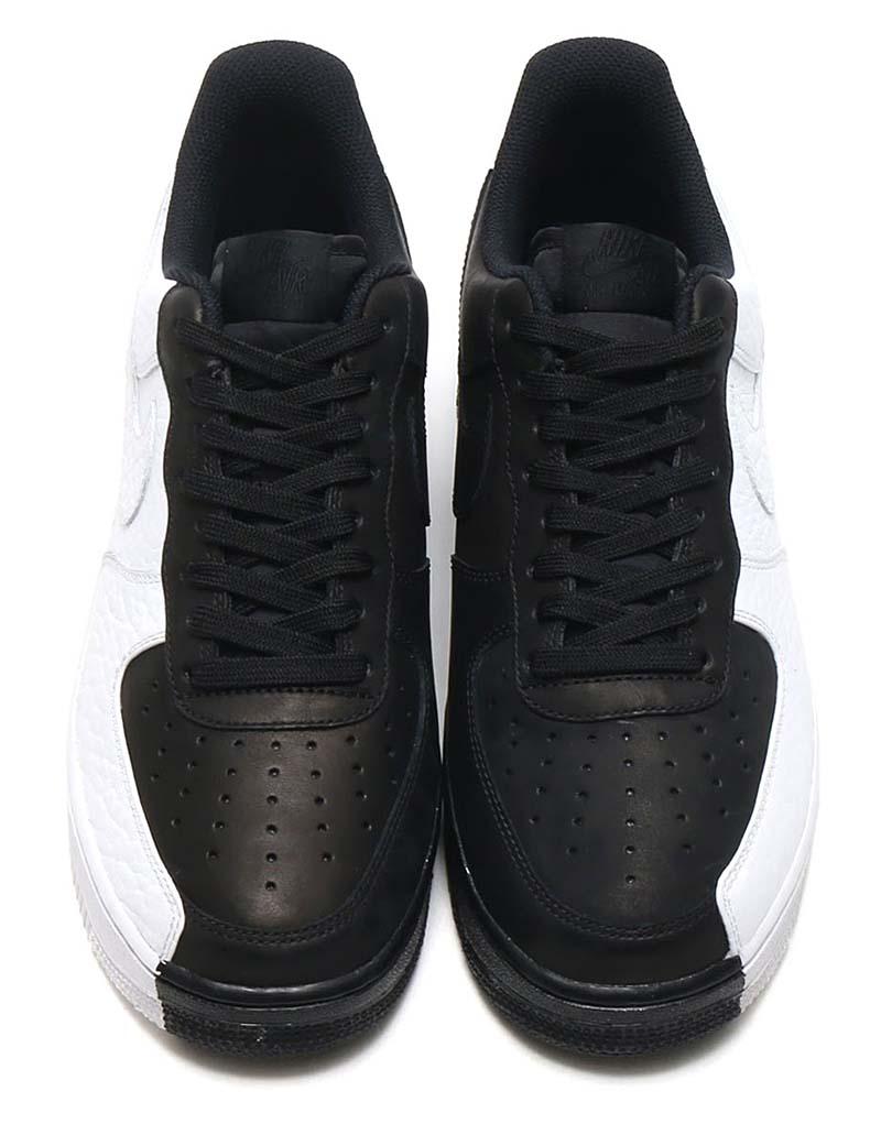 NIKE AIR FORCE 1 07 PRM [BLACK / WHITE-BLACK] 905345-004