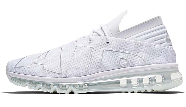 NIKE AIR MAX FLAIR [WHITE / PURE PLATINUM] 942236-100