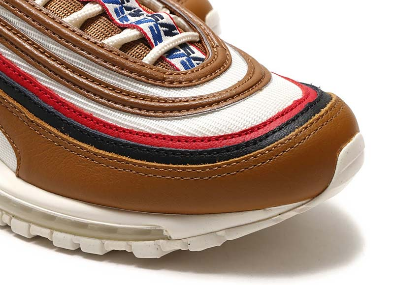 NIKE AIR MAX 97 TT PRM [ALE BROWN / SAIL-GYM RED-BLACK] aj3053-200
