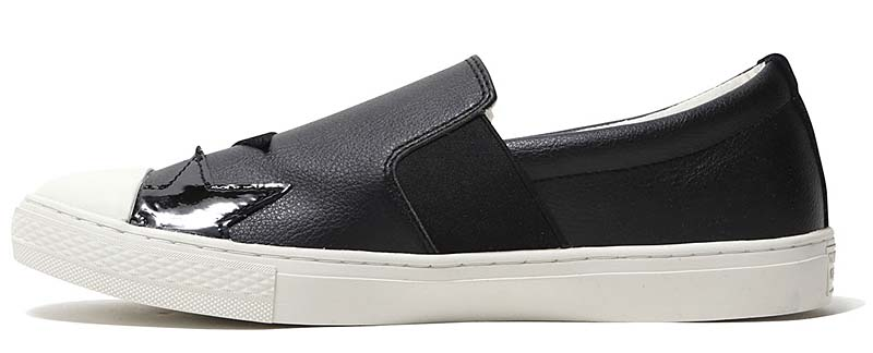 CONVERSE ALL STAR COUPE TRIOSTAR SLIP-ON [BLACK] 32169341