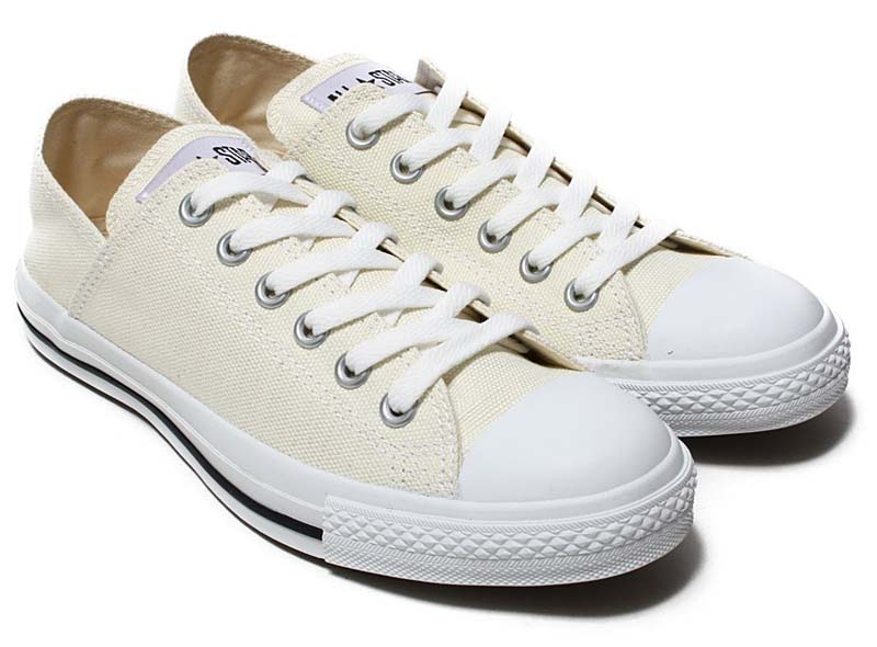 CONVERSE ALL STAR LINEN LP BB OX [NATURAL] 32862850